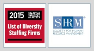 Diversity and SHRM logo #2