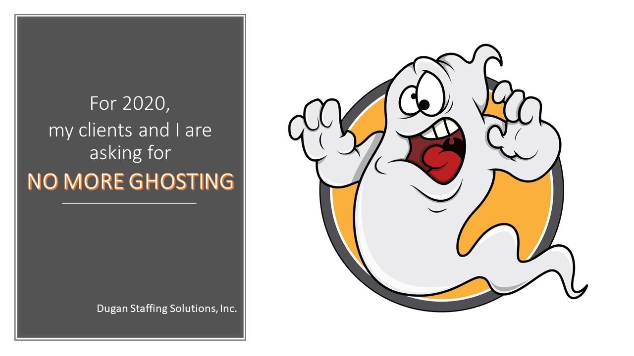No Ghosting 2020